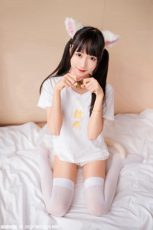 [喵糖映画] VOL.178 猫系少女 [51P] -第1张