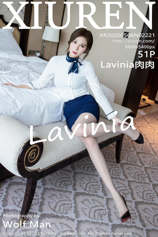 [XiuRen秀人网] 2020.05.06 No.2221 Lavinia肉肉 经典职场制服 [51 1P] -第1张