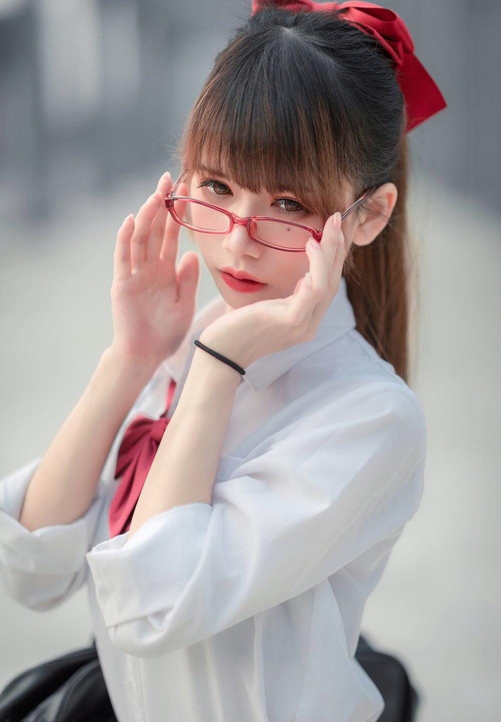 [喵糖映画] VOL.098 JK制服少女 [44P] -第1张