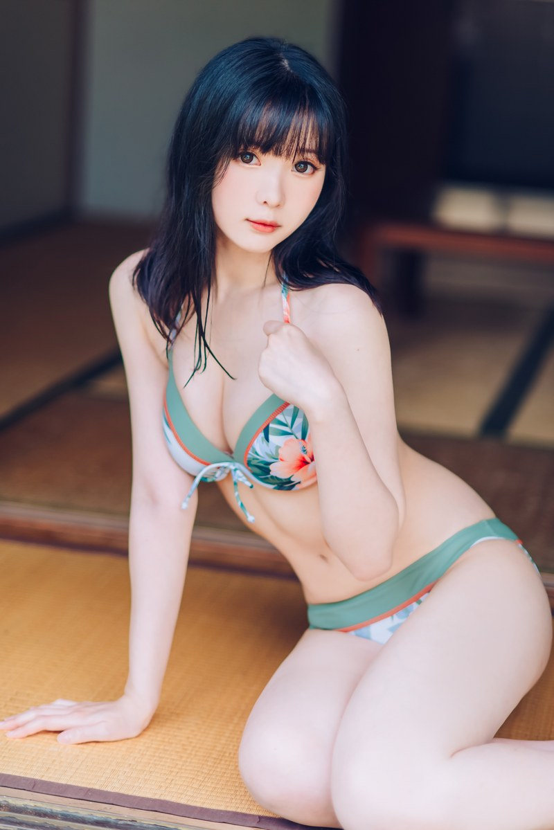 人气博主 霜月shimo – SUMMER [95P] -第1张