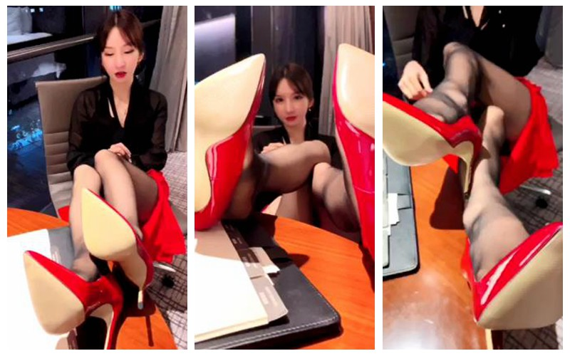 性感女神周于希Sandy剧情演绎霸道女上司视频 [1V] -第1张