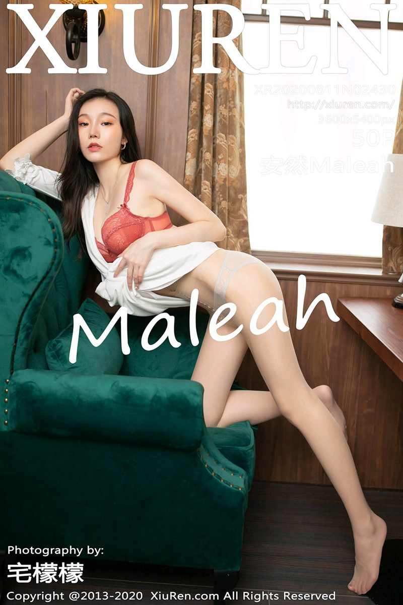 [XiuRen秀人网] 2020.08.11 No.2430 安然Maleah 火车上的故事主题写真 [50+1P] -第1张