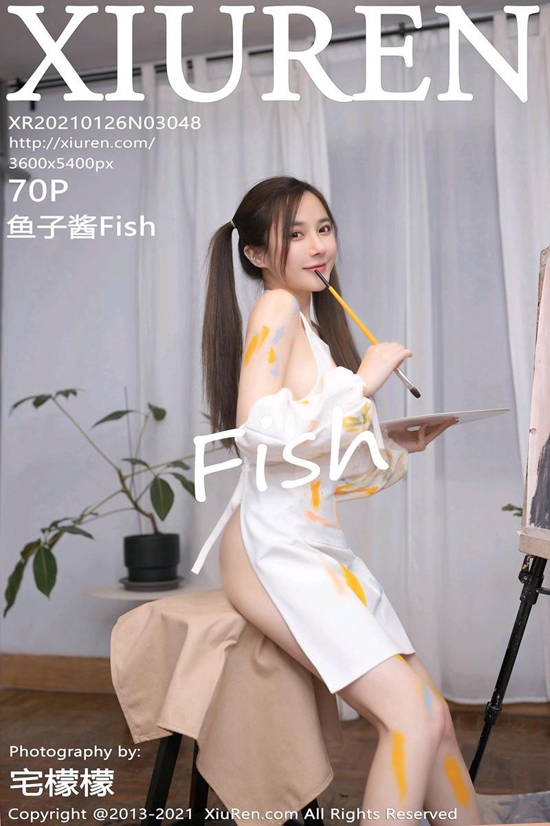 [XiuRen秀人网] 2021.01.26 No.3048 鱼子酱Fish [70+1P]