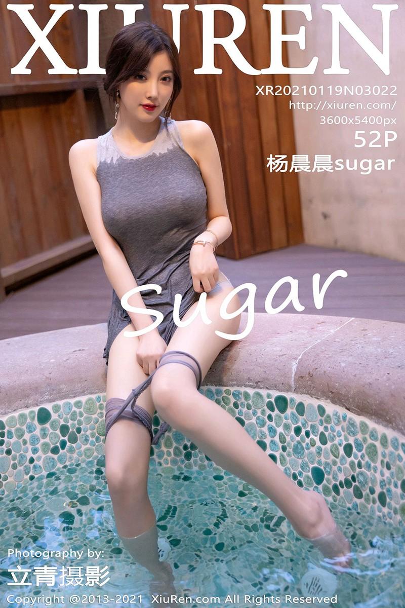 [XiuRen秀人网] 2021.01.19 No.3022 杨晨晨sugar [52+1P]