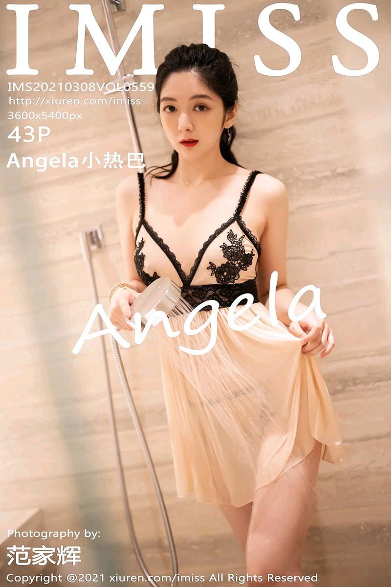 [IMISS爱蜜社] 2021.03.08 VOL.559 Angela小热巴 [43+1P]