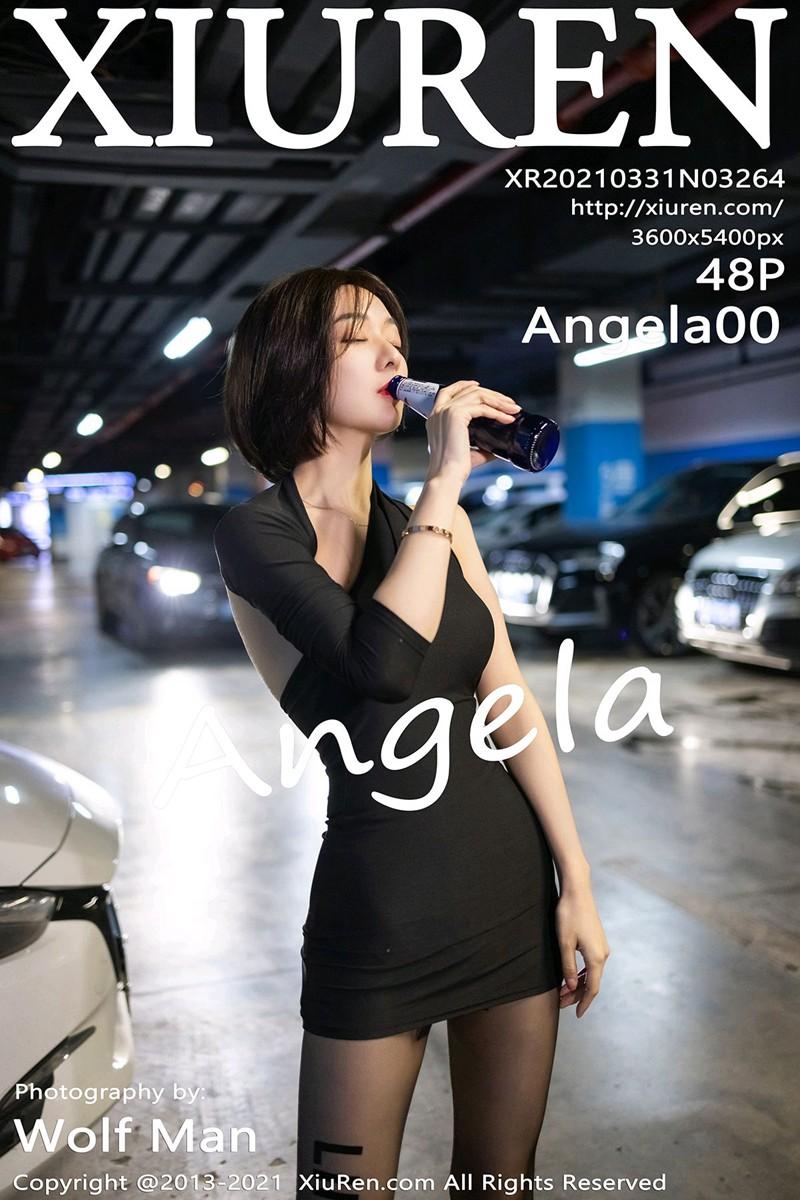 [XiuRen秀人网] 2021.03.31 No.3264 Angela00 [48+1P]