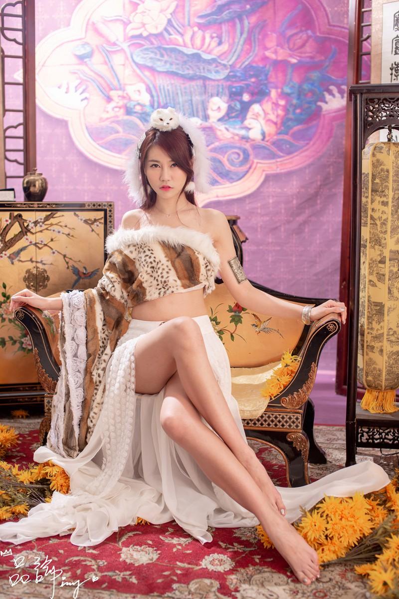 网红系列 刘品喻 主题摄影 [83P] -第1张