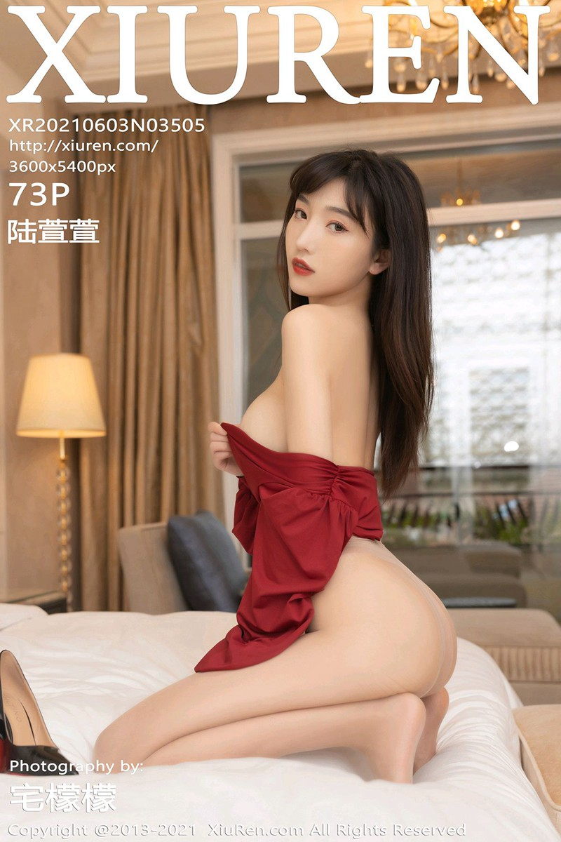 [XiuRen秀人网] 2021.06.03 No.3505 陆萱萱 [73+1P]